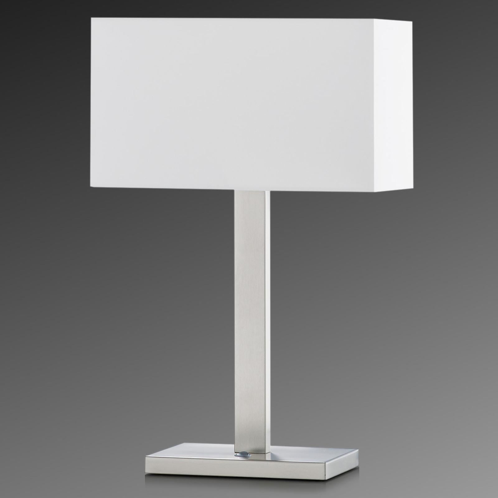 Tafellamp Nave met sits-kap