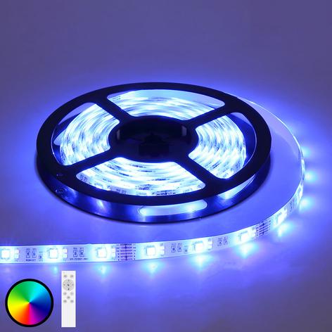 LED-Strip Eduard Tuya-Smart RGBW CCT Fernbedienung