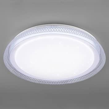 LED stropní světlo Heracles, tunable white stmívač