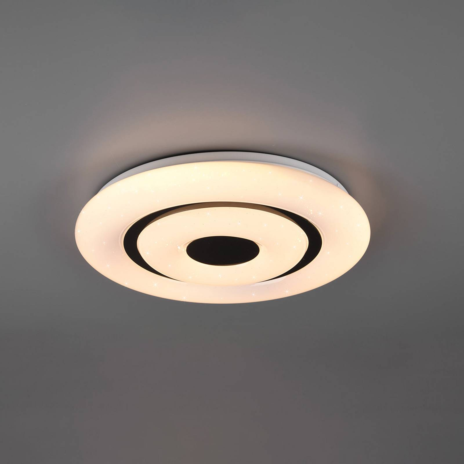 LED-Deckenleuchte Rana, RGB, CCT, WiZ, Ø 40 cm