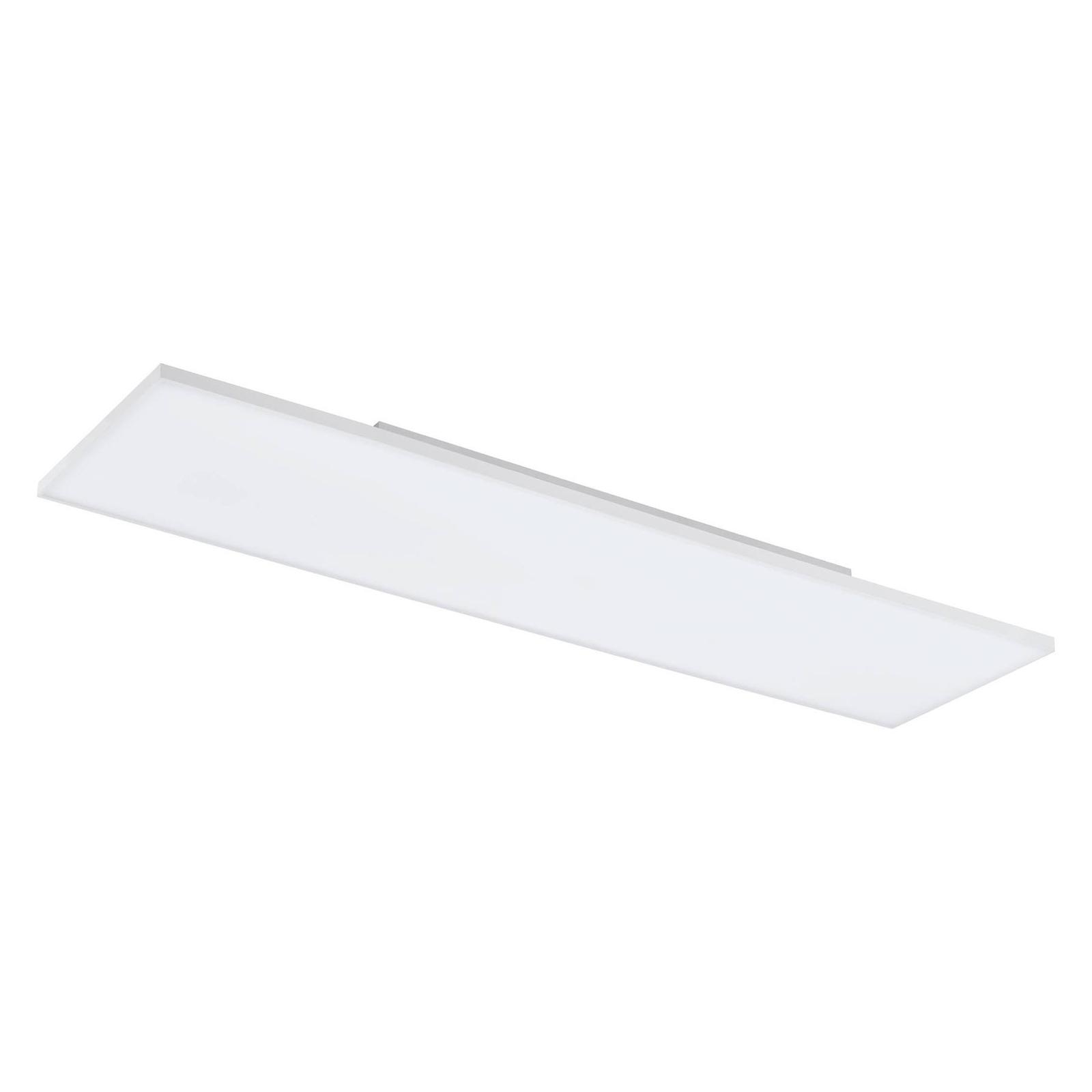 EGLO connect Turcona-C LED-taklampa 120 x 30 cm
