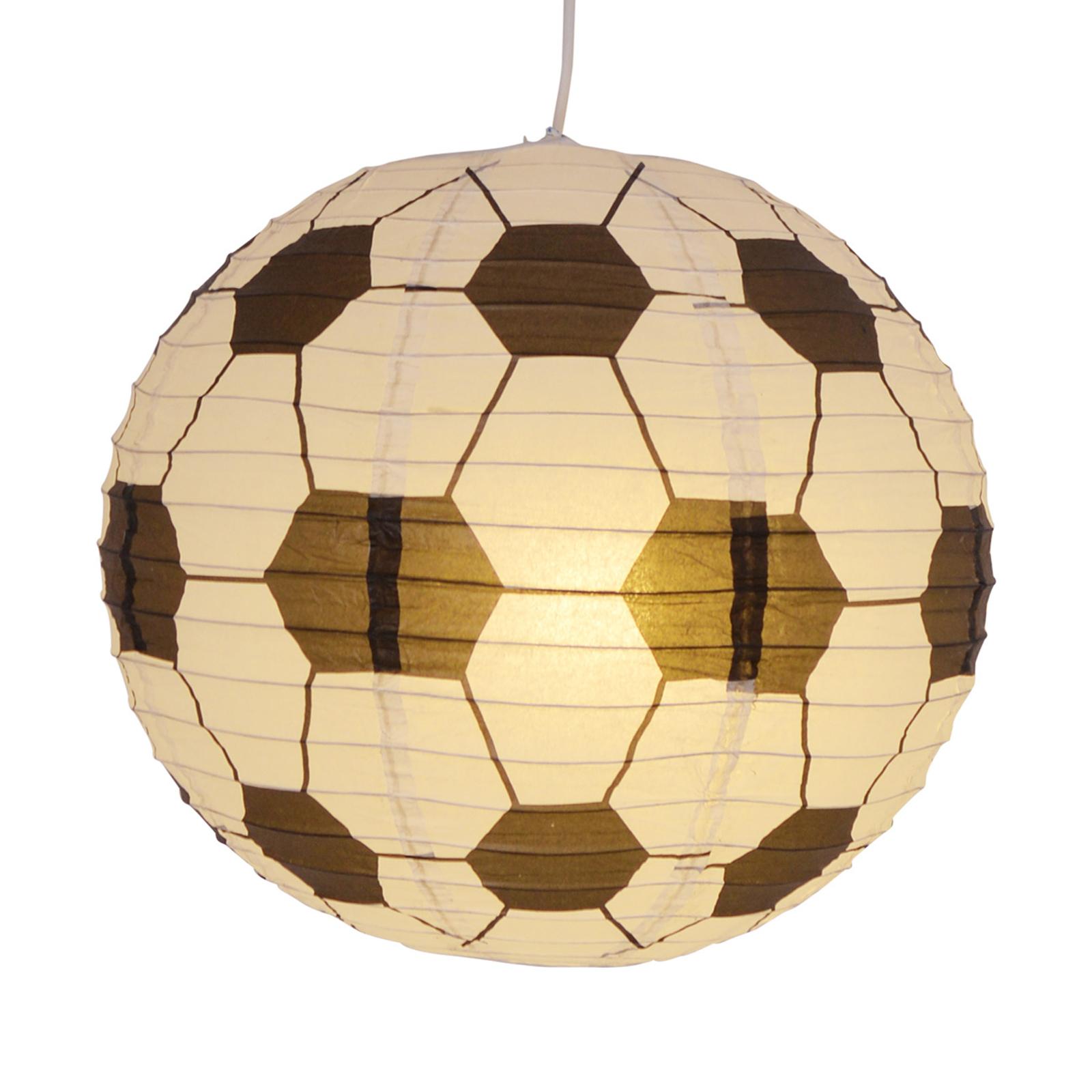 Lampada sospensione 4113982 con motivo calcio