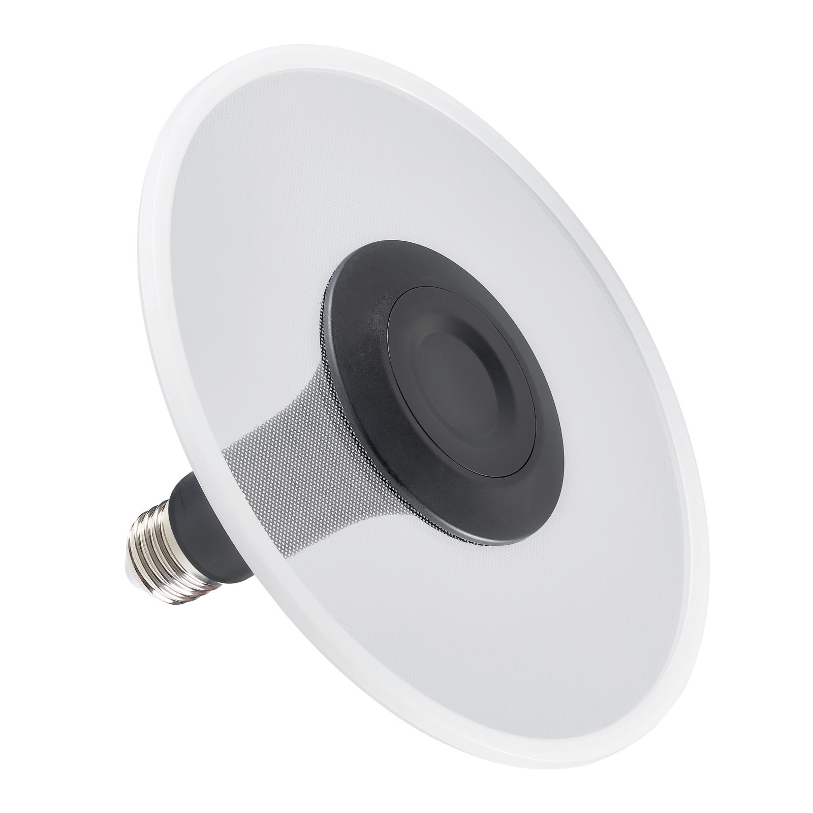 LED-Lampe E27 ToLEDo Radiance schwarz 11,5W 4.000K
