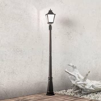 Lampione VIVIANA elegante, tocco nostalgico