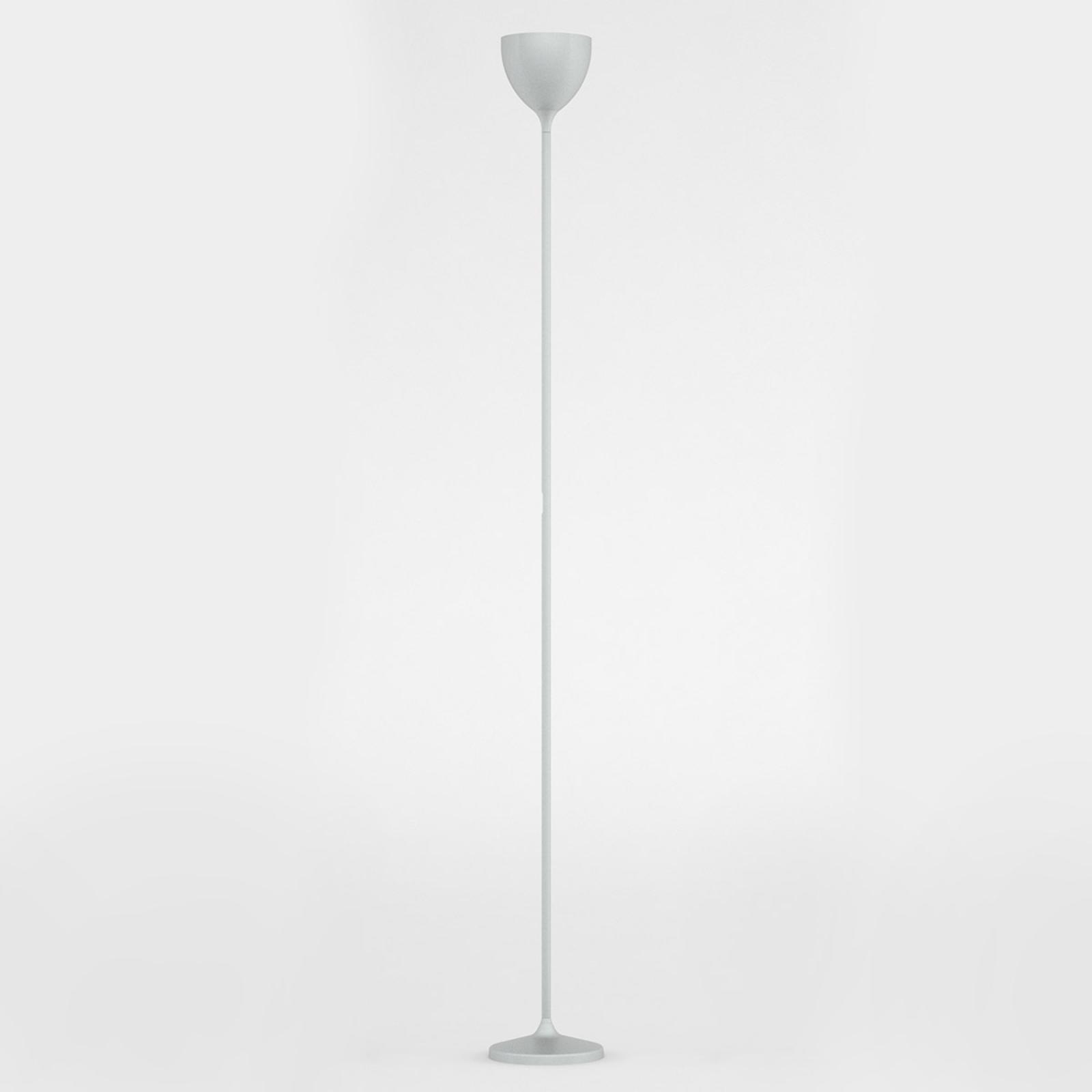 Rotaliana Drink LED-golvlampa, silver