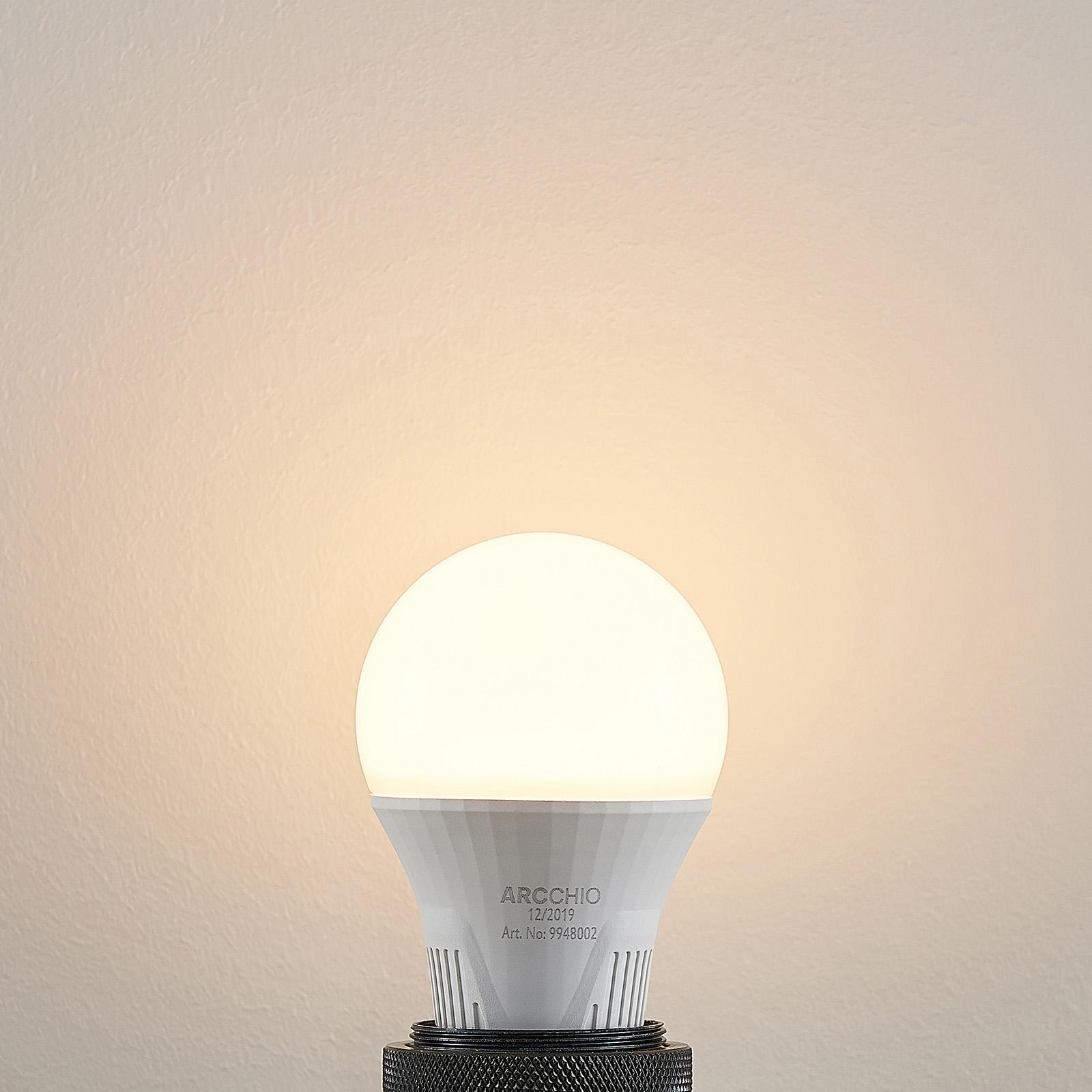 LED-pære E27 A60 11W hvid 2.700K