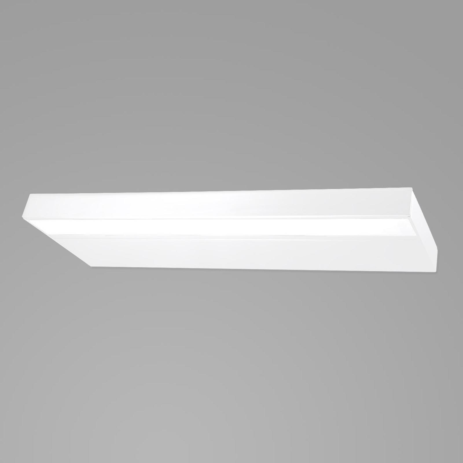 Moderna applique LED bagno Prim IP20 60 cm, bianco