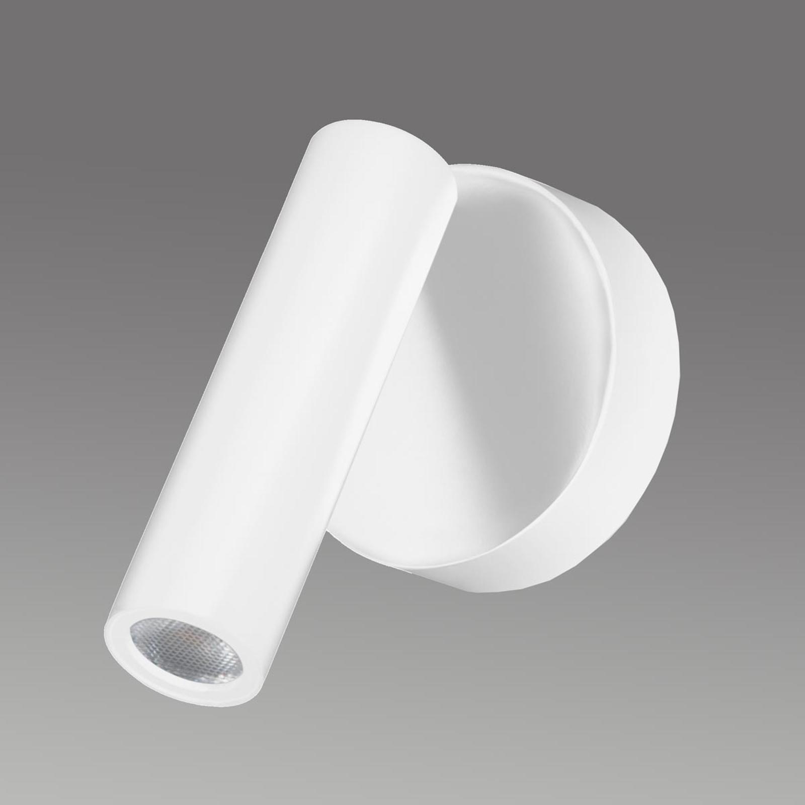 LED-Wandstrahler Stylus, weiß