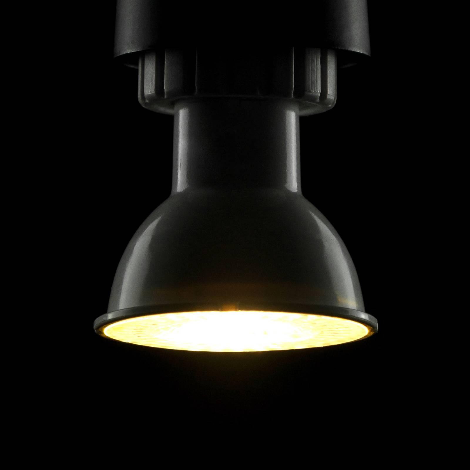 SEGULA reflector LED bulb GU10 6W 3,000K dim 35°