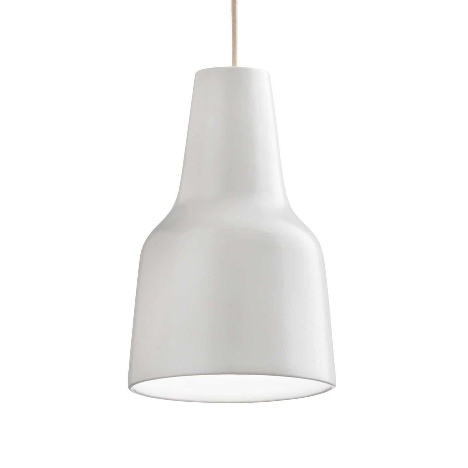Modo Luce Eva lampa wisząca Ø 38 cm biała