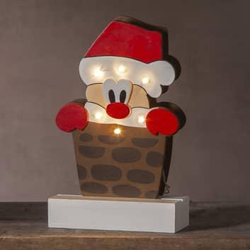 LED sfeerlamp Freddy kerstman
