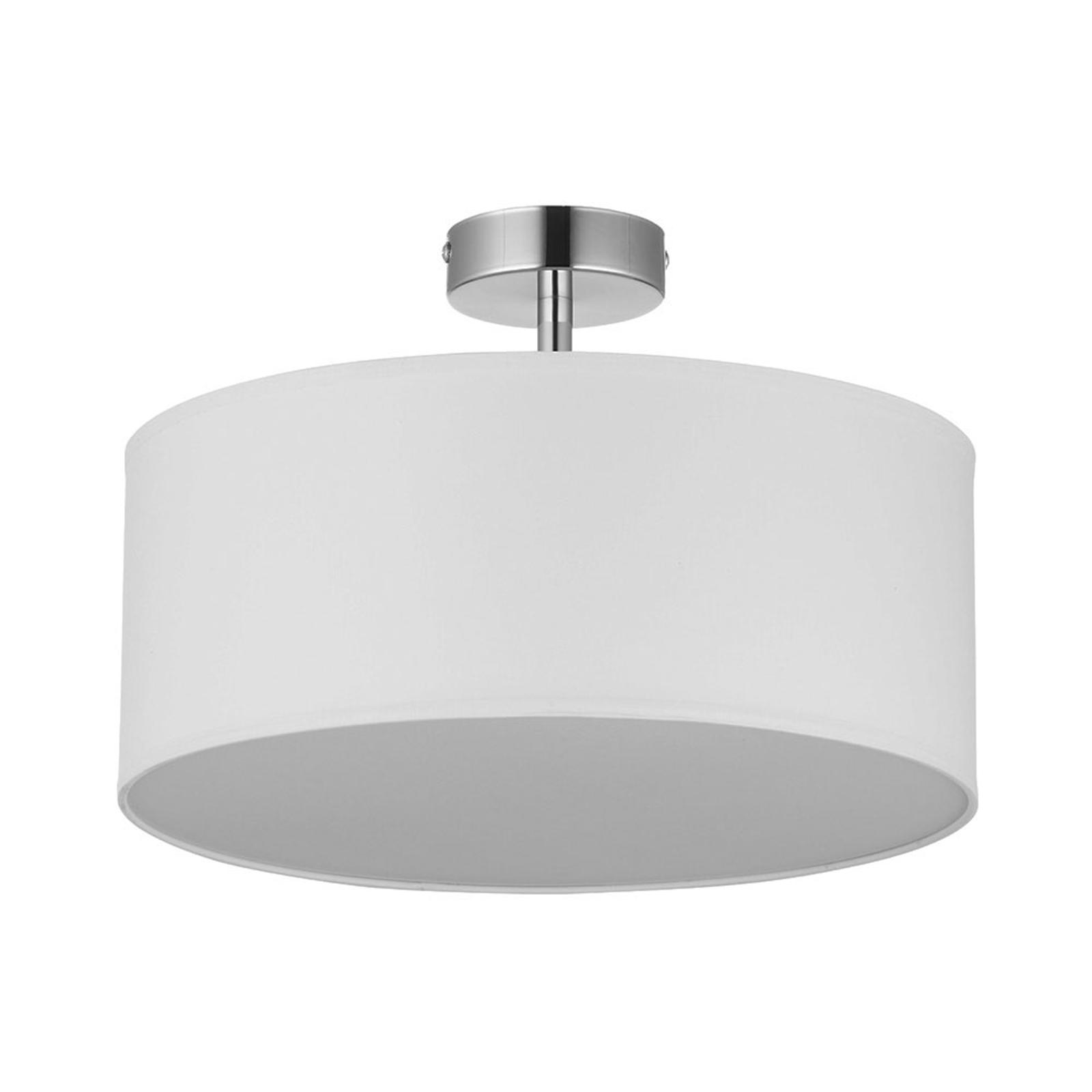Rondo taklampe med avstand, hvit Ø 45 cm