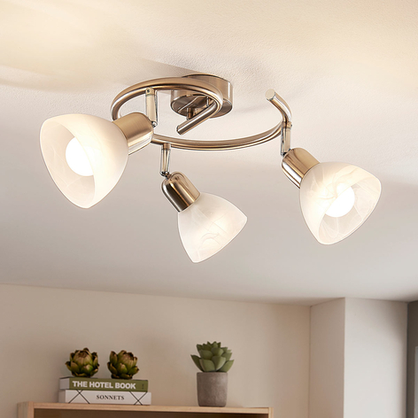 Riflettore LED da soffitto circolare Paulina