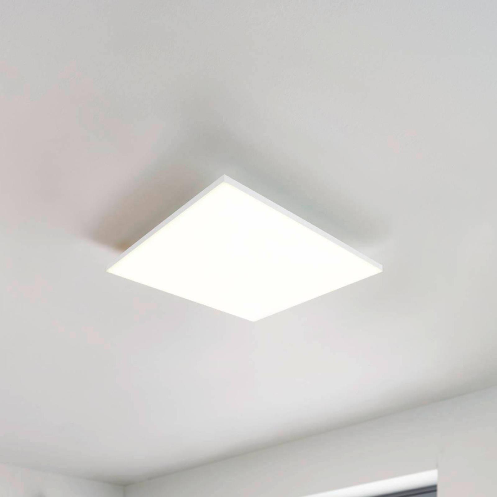EGLO connect Turcona-C -LED-kattovalaisin 30x30 cm