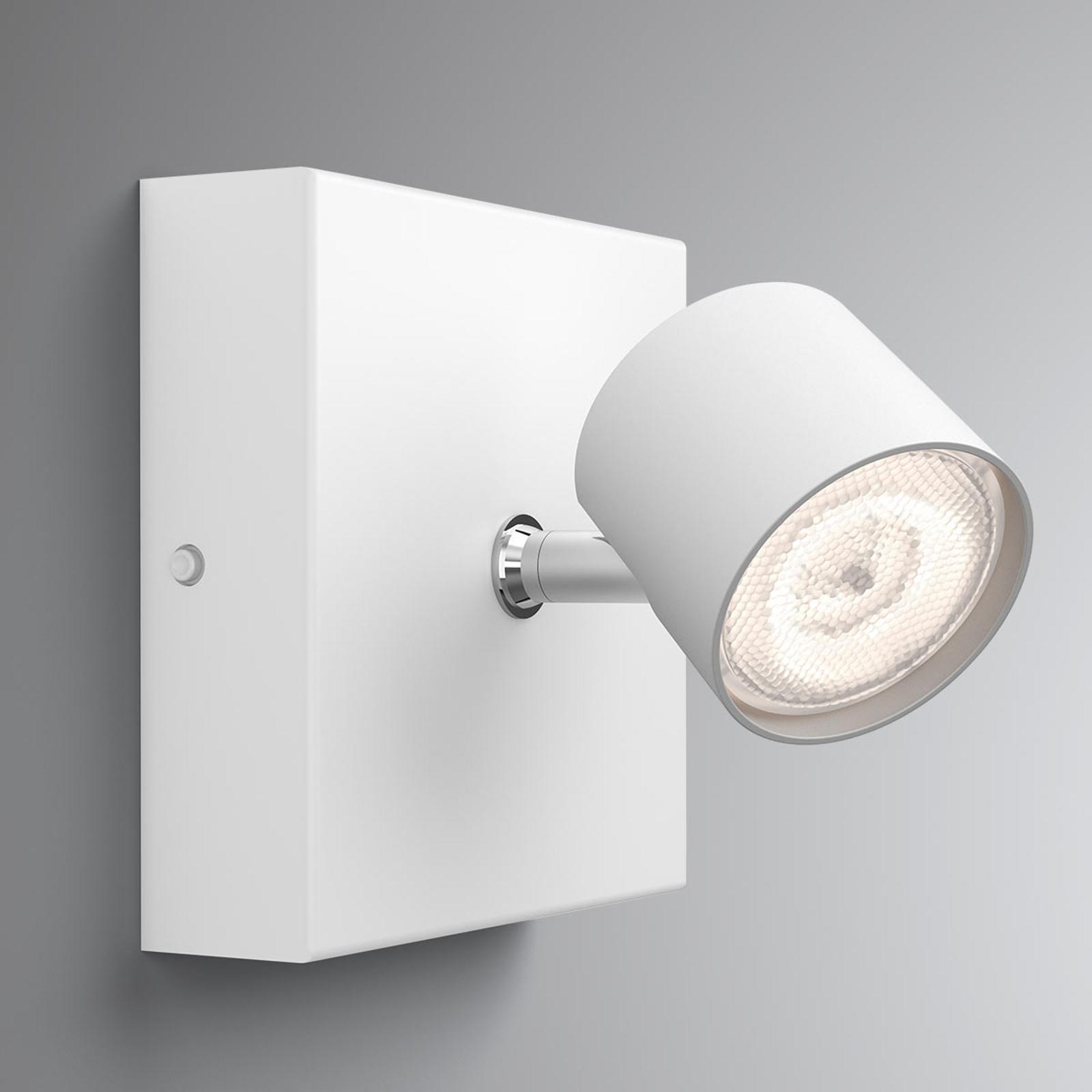 Star - LED spot dimbar med warmglow-effekt