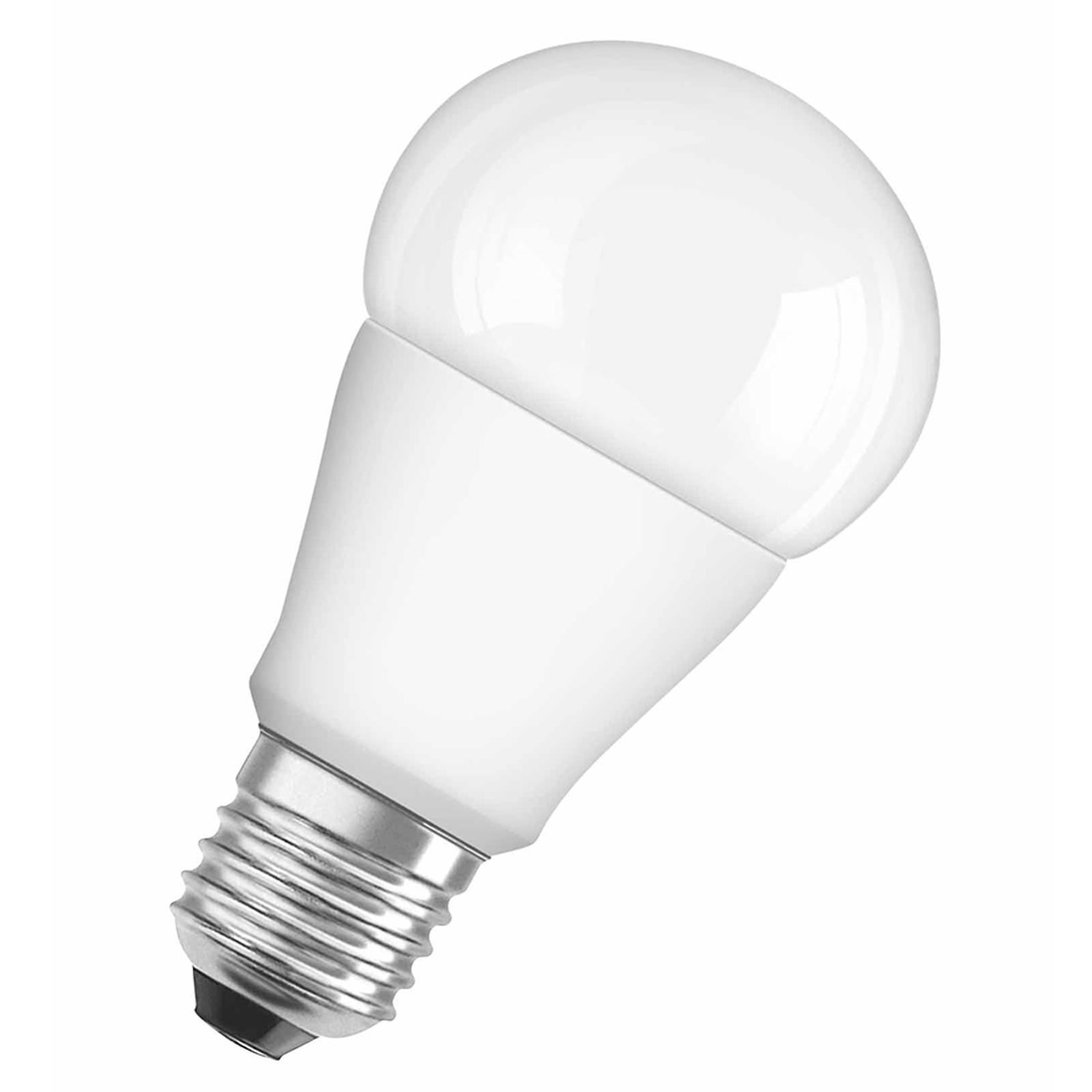 OSRAM LED-pære Star matt E27 5,5 W, universalhvit
