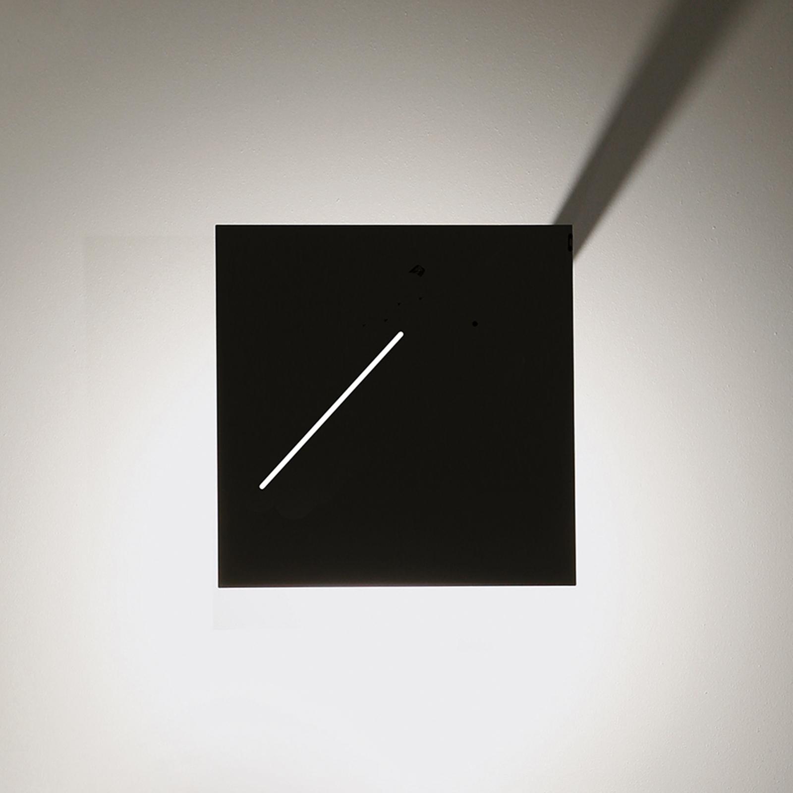 Knikerboker Des.agn - applique LED, noire