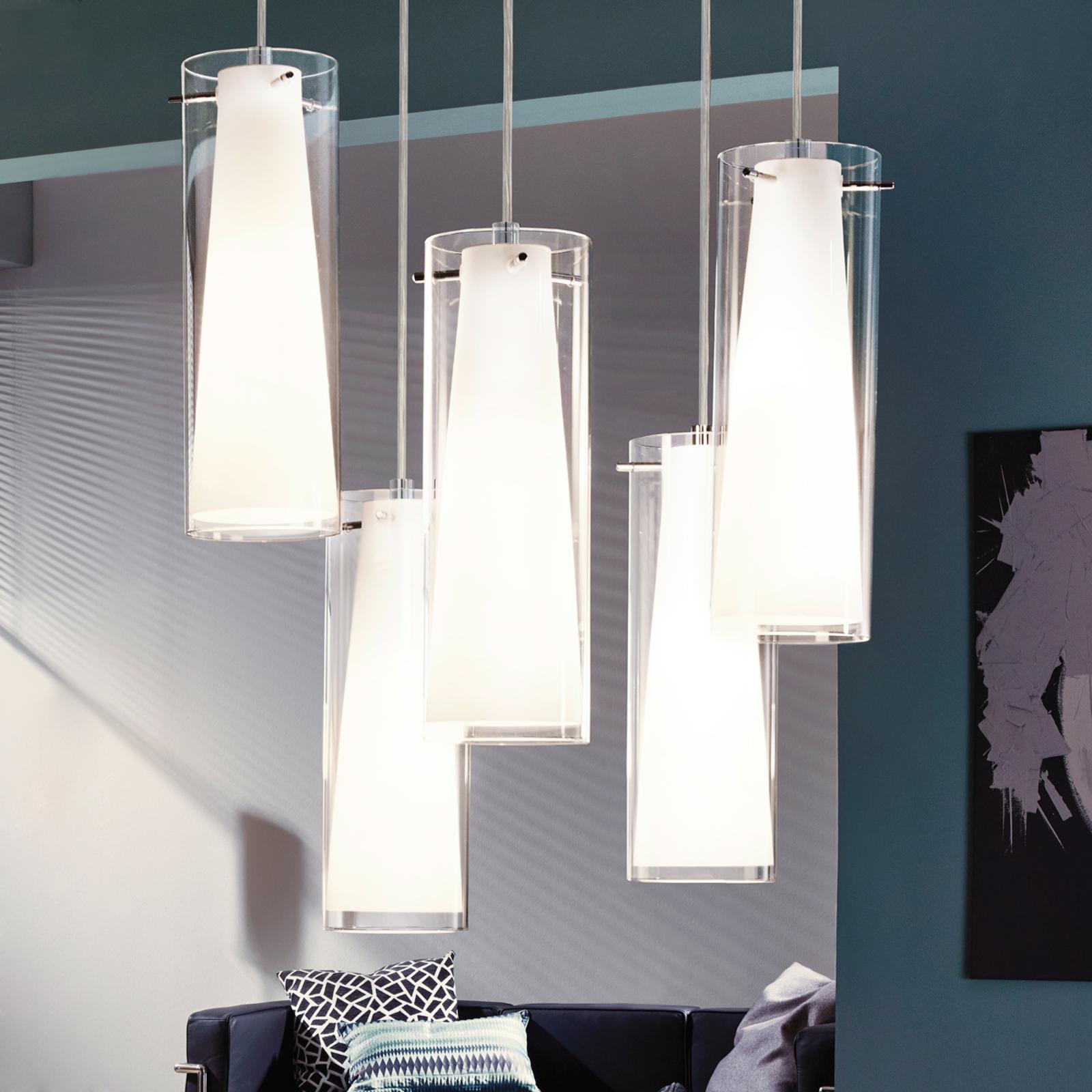 Hanglamp Pinto - 5 lichtbronnen