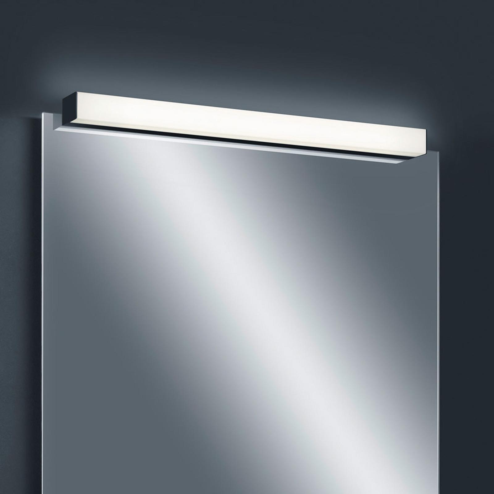 Helestra Lado LED-Spiegellampe schwarz 120 cm günstig online kaufen