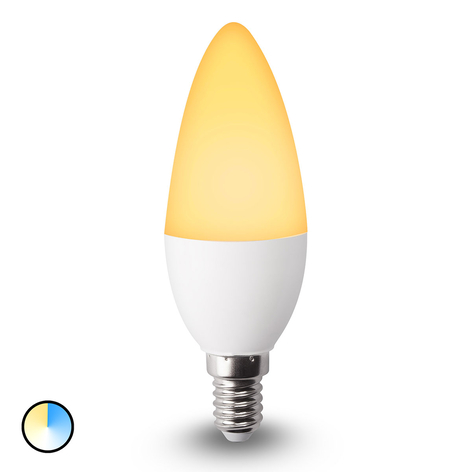 E14 5,4 W LED-Lampe Innr Smart Bulb Tunable white
