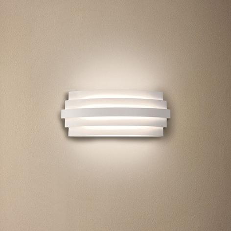 LED-Wandleuchte Luxur, weiß