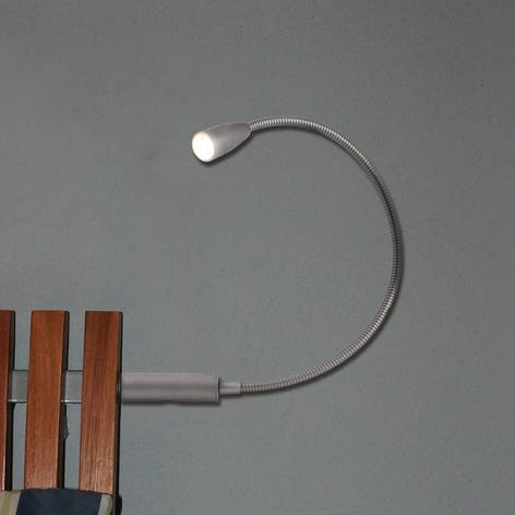 LED-Leseleuchte Berta mit Flexarm