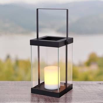 Lámpara LED solar 33543 con aspecto moderno