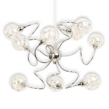 Joya - taklampa med något extra, nio ljuskällor