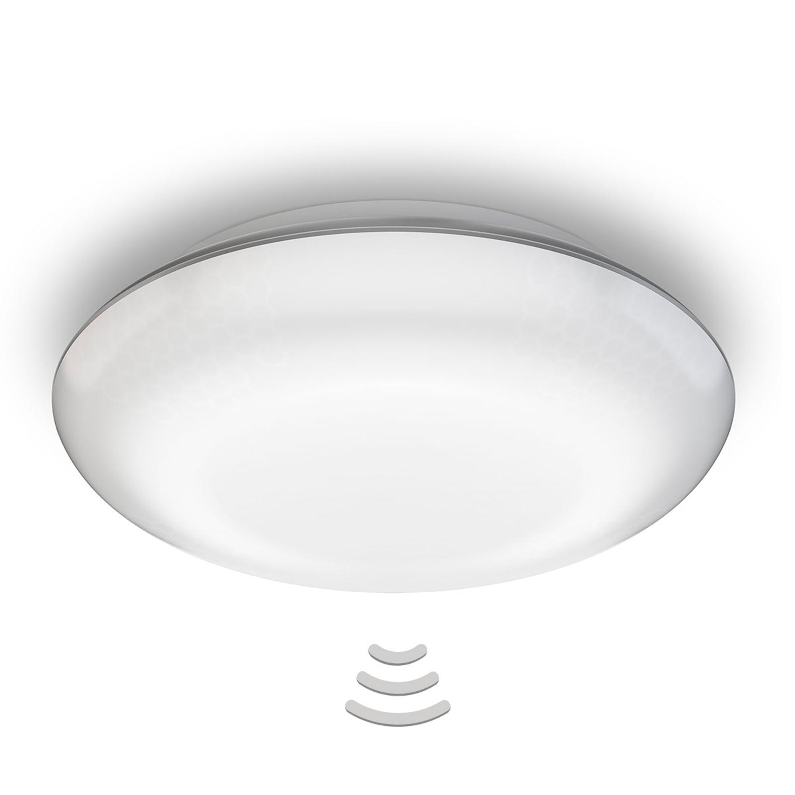 STEINEL DL Vario Quattro -LED-kattovalo, tunnistin