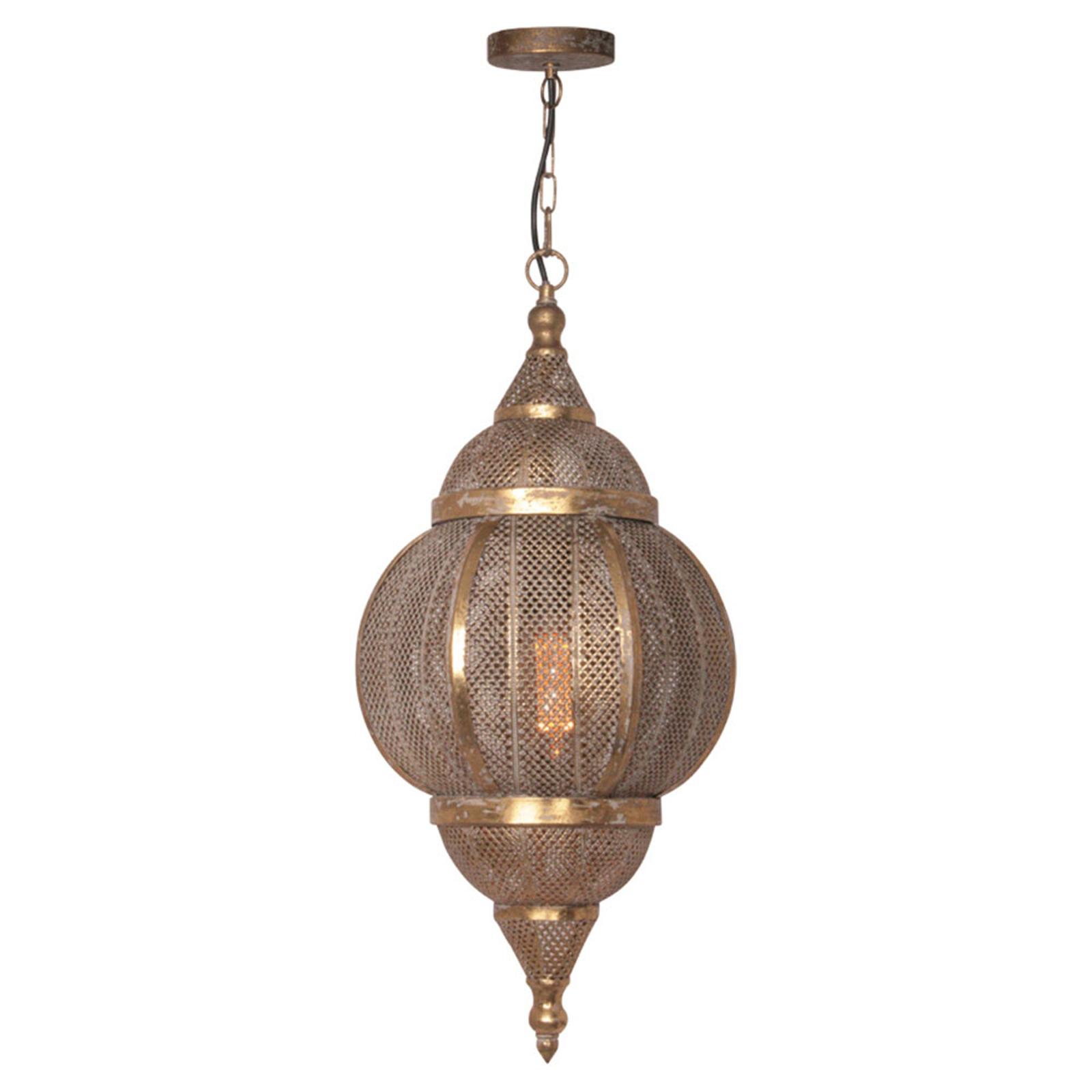 Lampa wisząca Aladino w stylu orientalnym Ø 28 cm