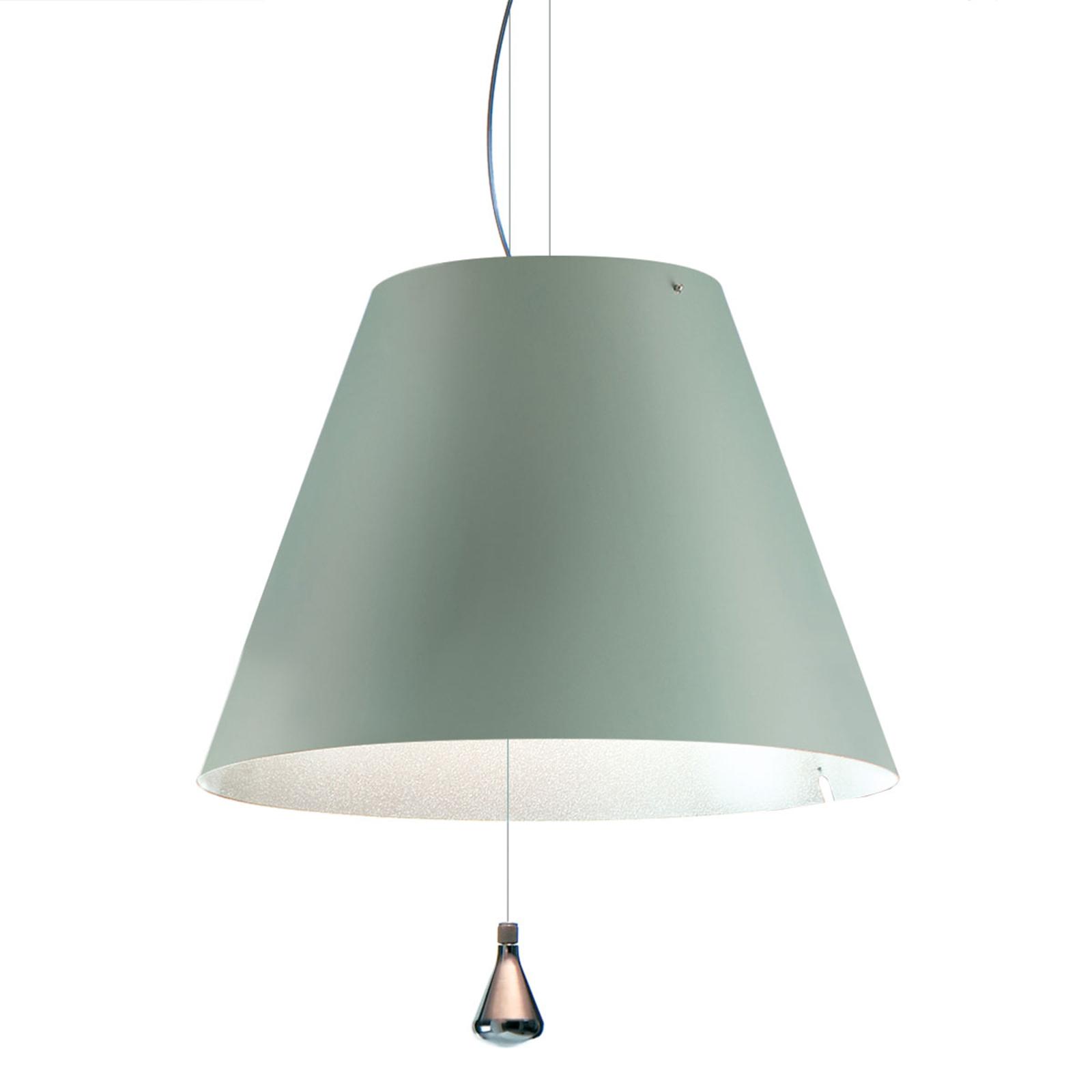 Luceplan Costanza hanglamp D13sas, groen