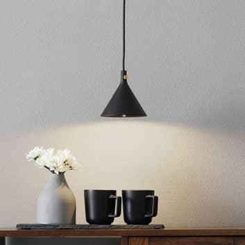 Menu Cast LED-hengelampe i svart, Shape 1