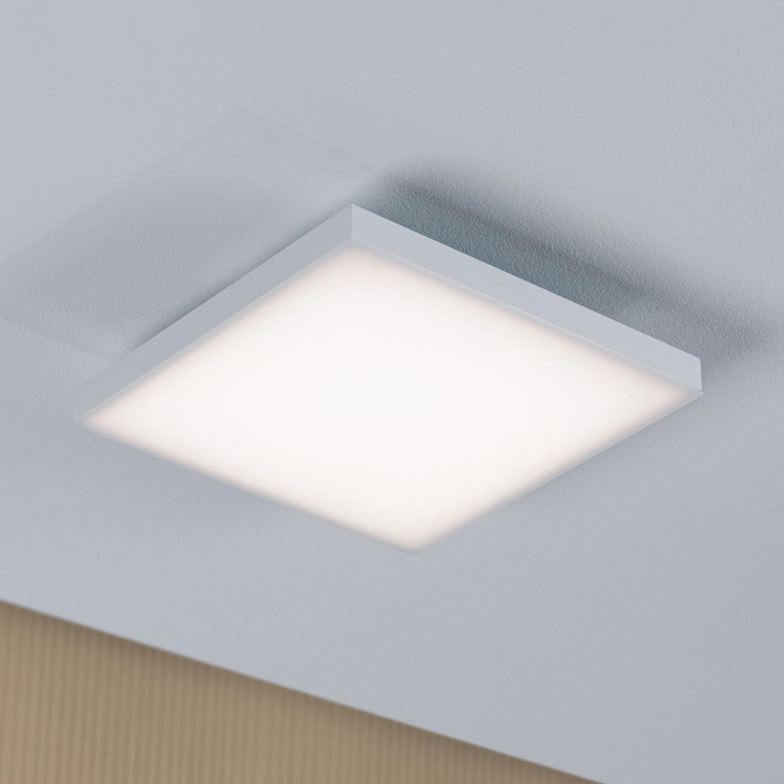 Paulmann Velora plafonnier LED 22,5 x 22,5cm
