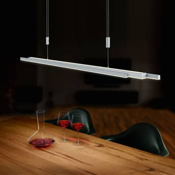 BANKAMP L-lightLINE LED ZigBee up/down matt nickel