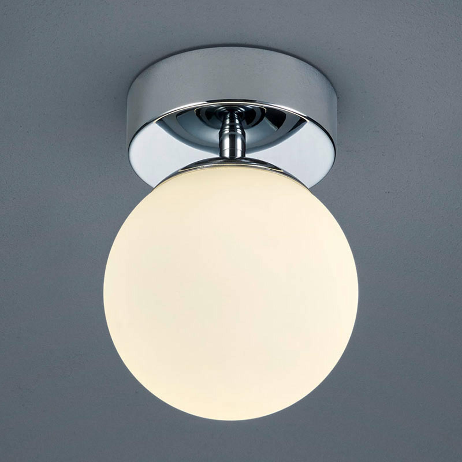 Helestra Keto - LED badkamer-plafondlamp, bol