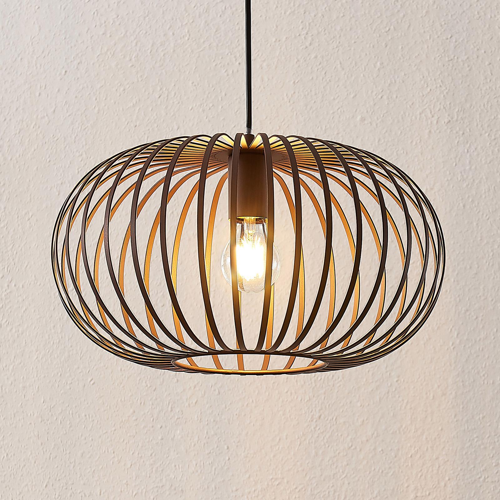 Lindby Nahele lámpara colgante en forma de jaula