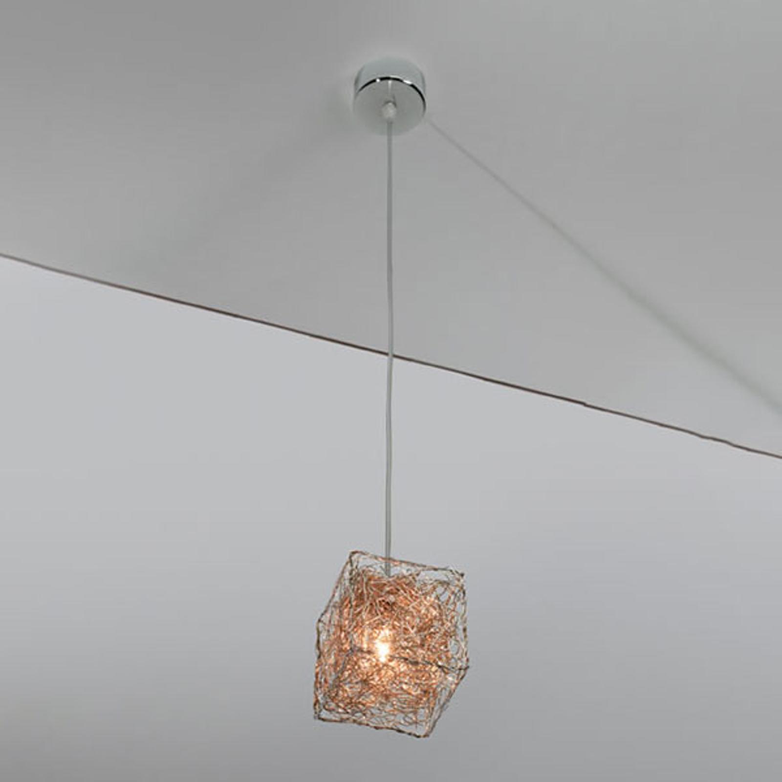 Knikerboker Kubini - designové závěsné světlo LED
