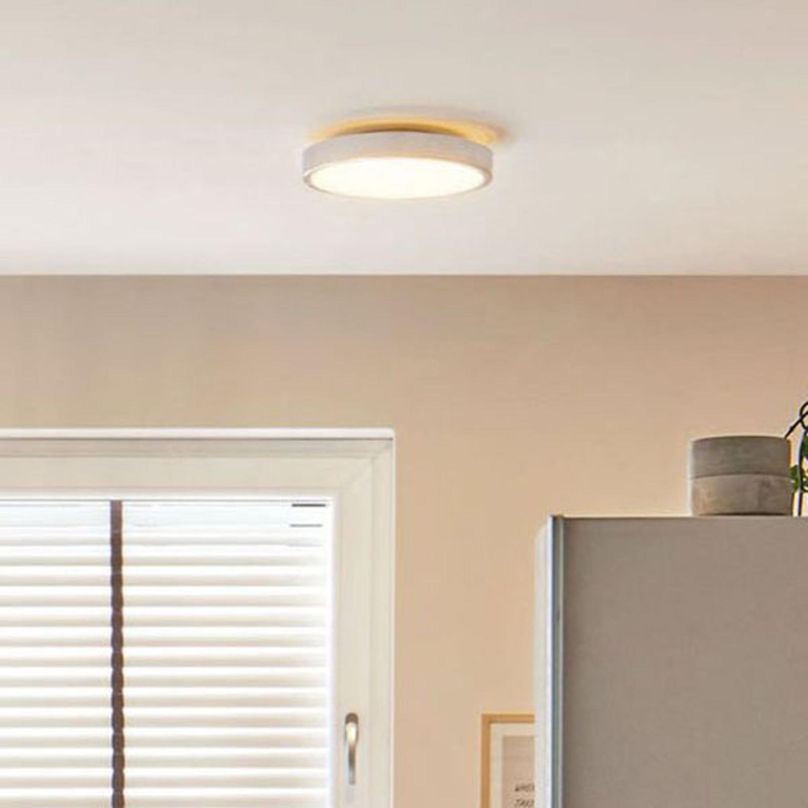 Paulmann Aviar LED-Deckenlampe 2.700K Ø 30cm chrom