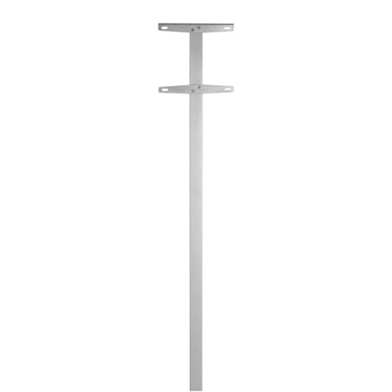Stand 1003 -stolpe för postlådor i stål