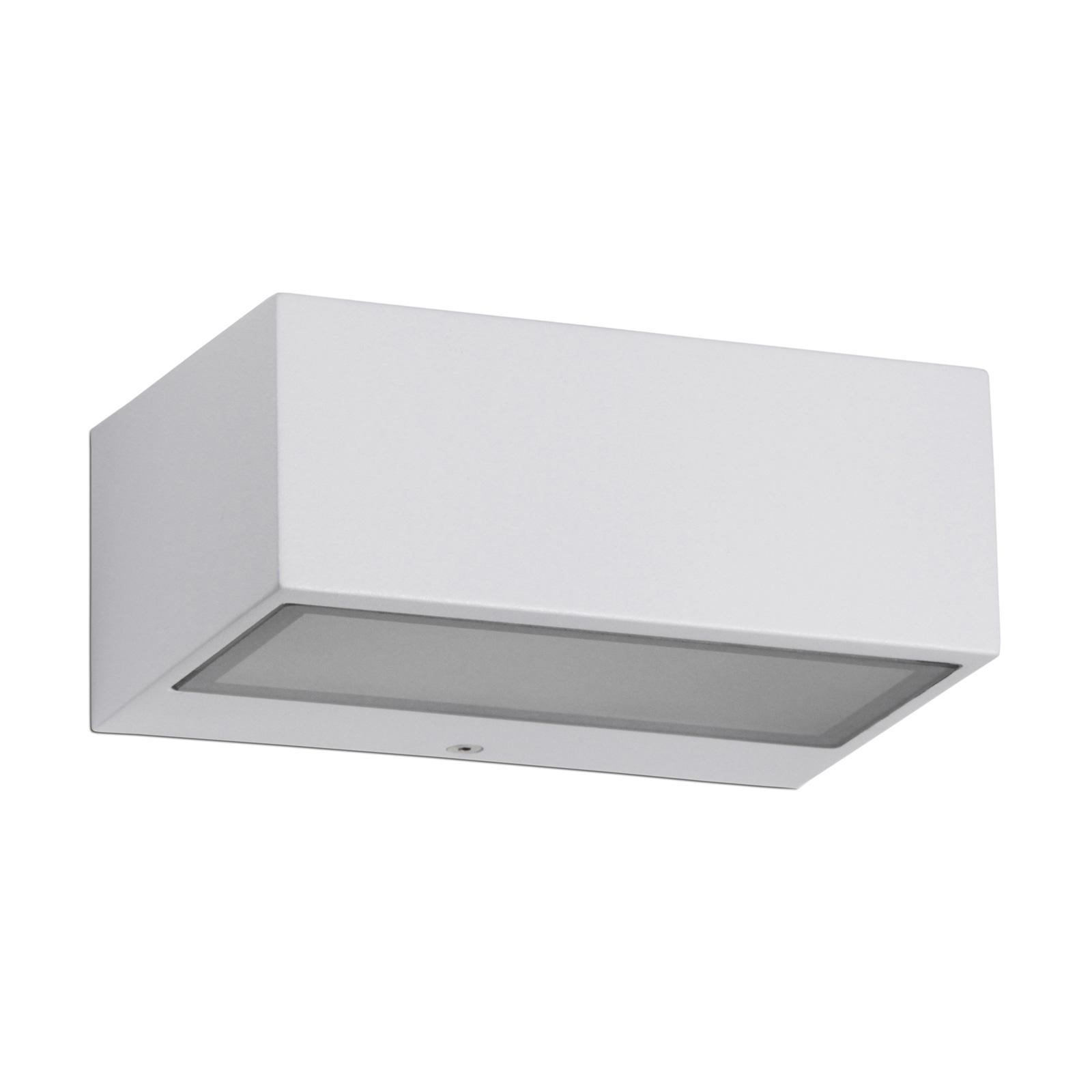LEDS-C4 Nemesis Wandleuchte für außen, weiß