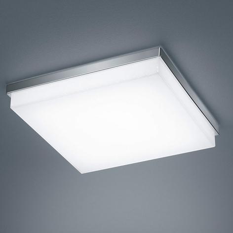 Compra Helestra Cosi aplique LED rectangular cromo | Lampara.es