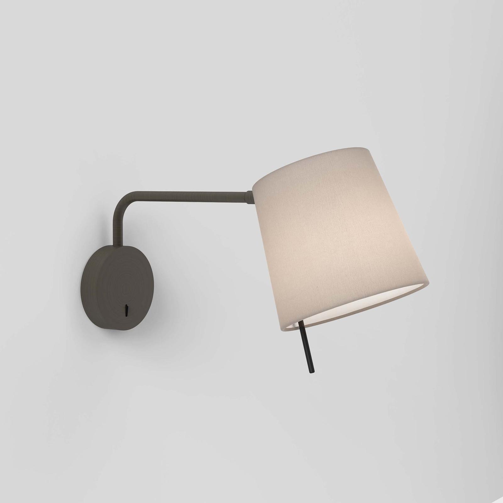 Astro Mitsu Swing nástěnné světlo bronz/ústřicová