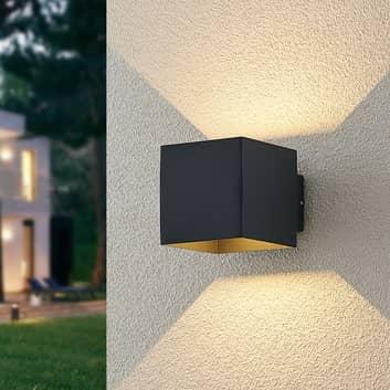 ELC Esani aplique LED de exterior, antracita