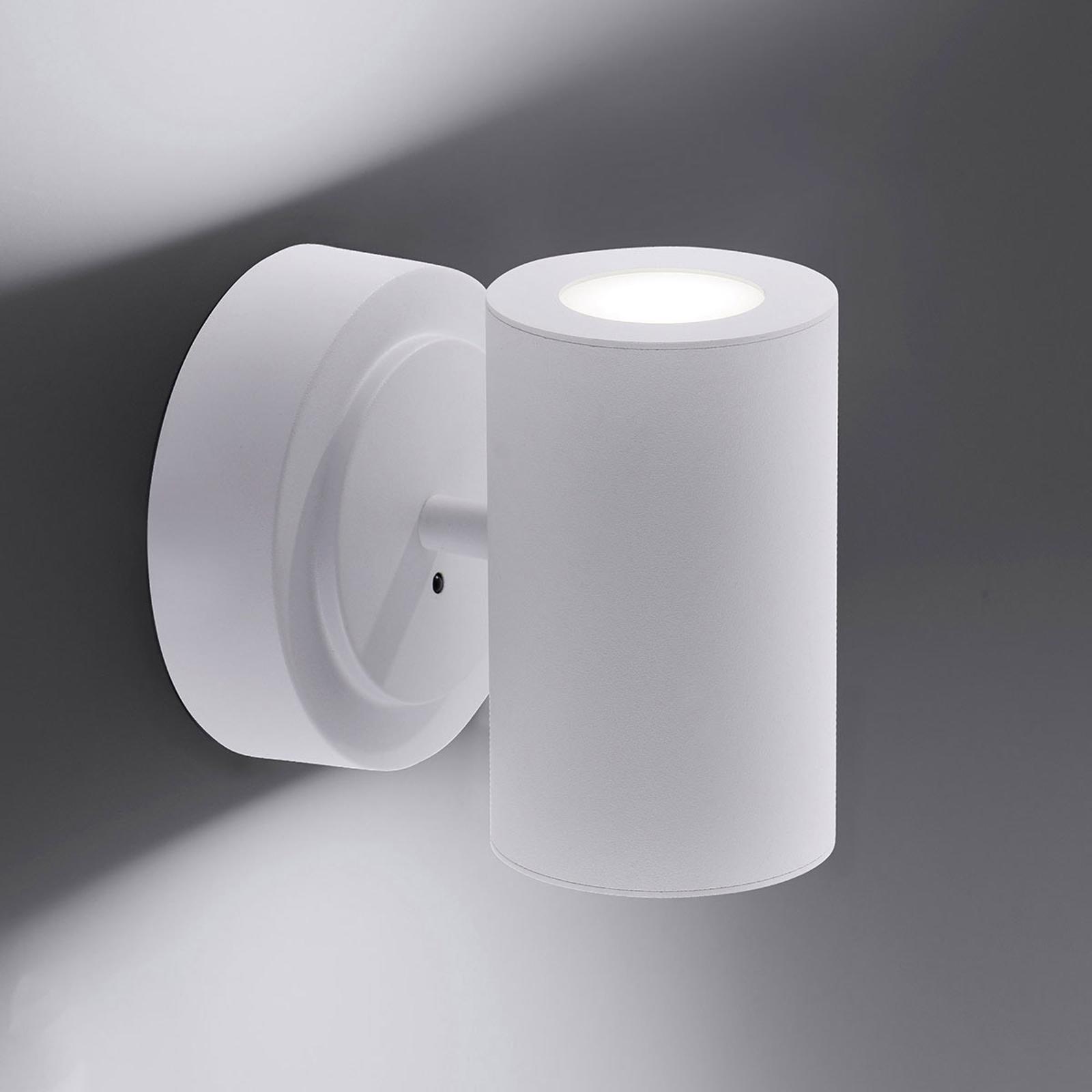 Trio WiZ Sancho applique LED blanc mat