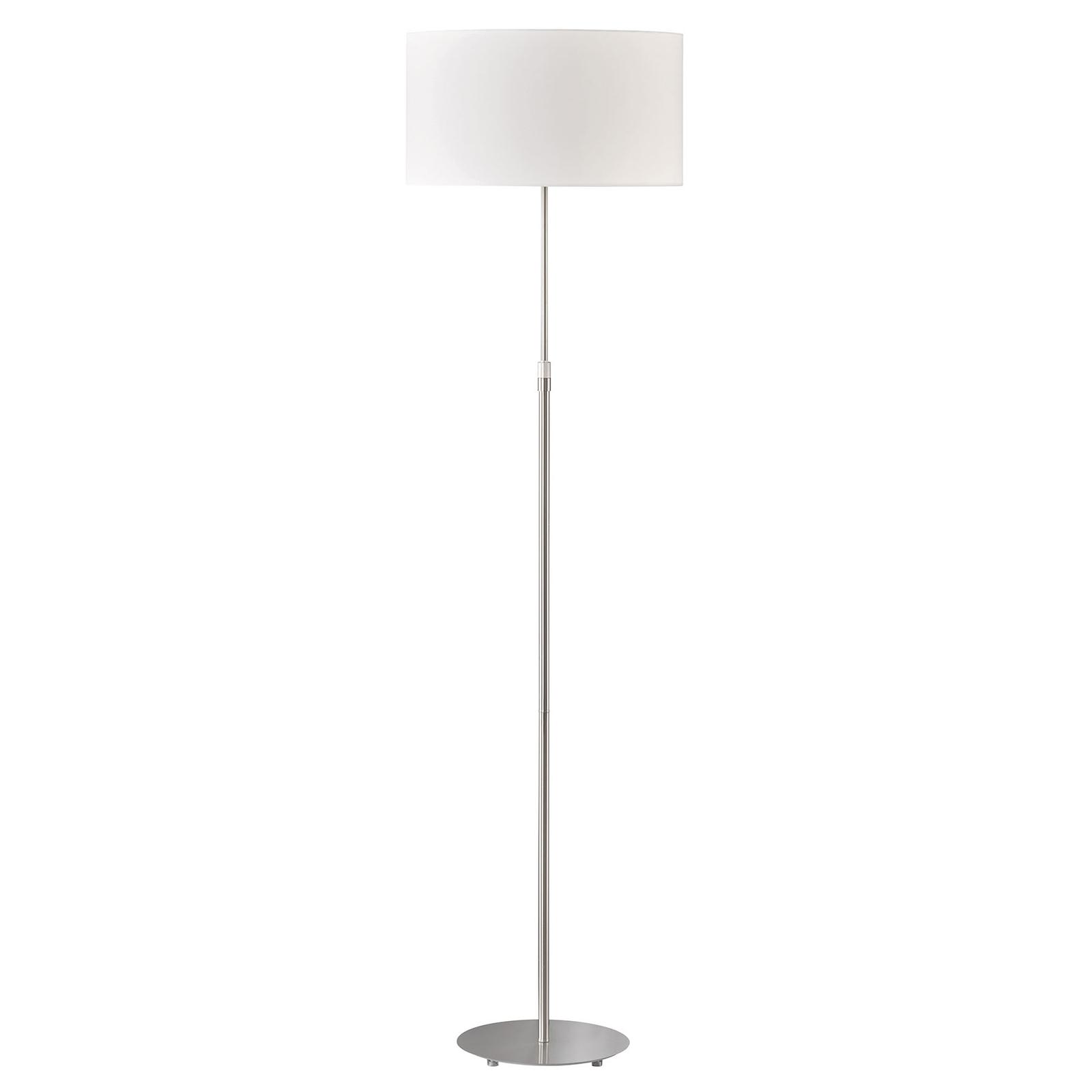 Schöner Wohnen Pina lampadaire blanc