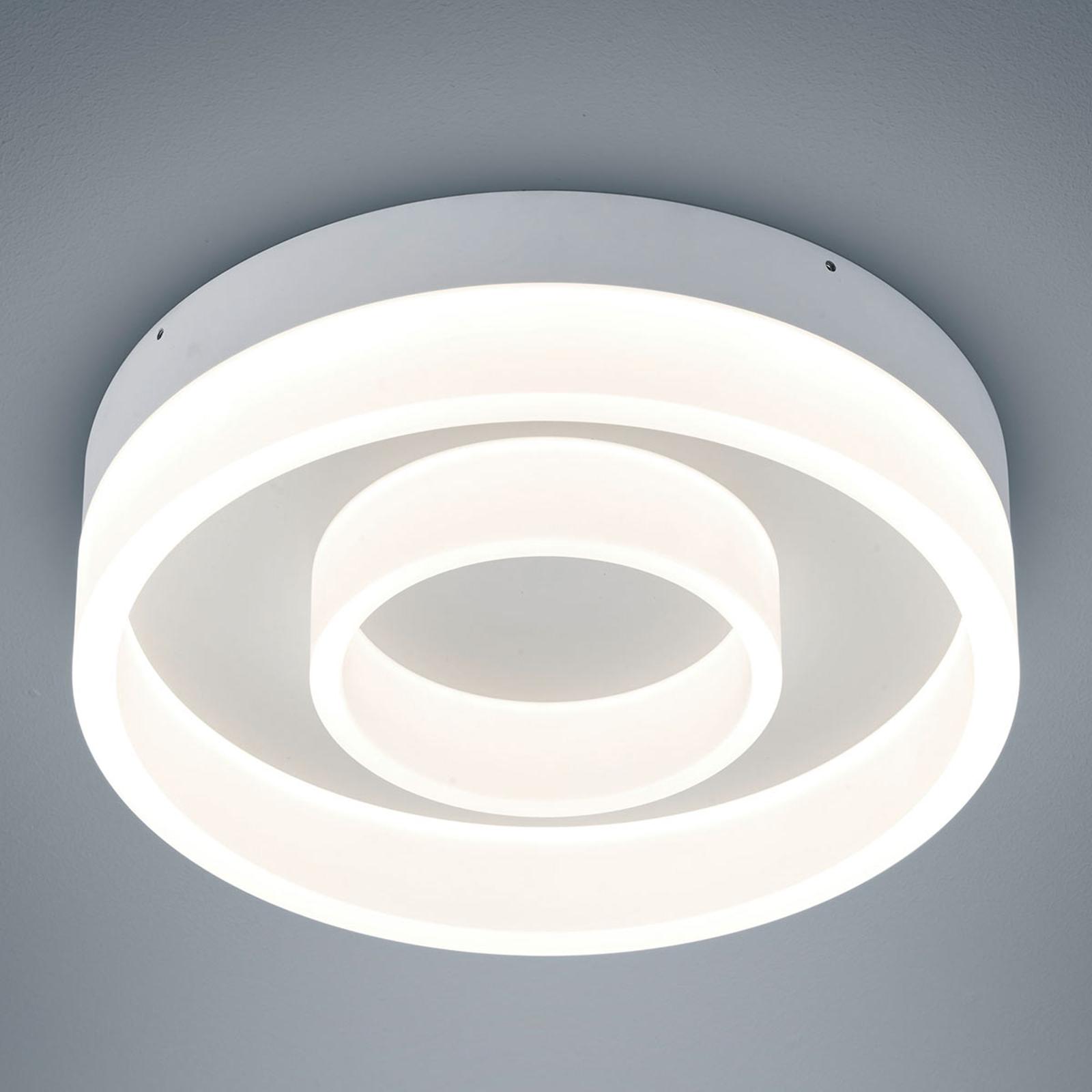 Helestra Liv - plafonnier LED rond, 30cm