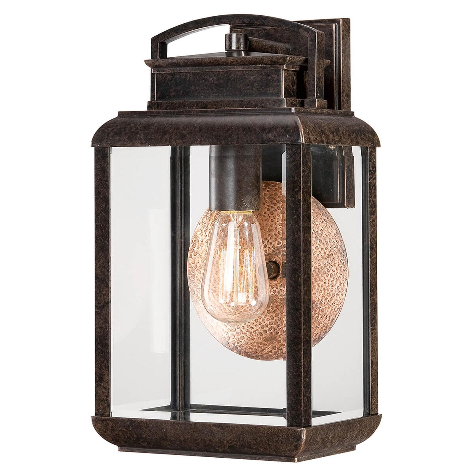 Byron - buitenwandlamp in vintage ontwerp