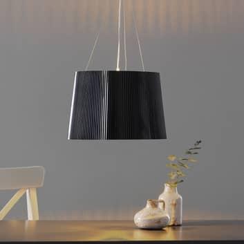 Kartell Gè - LED-pendellampa, svart-guld