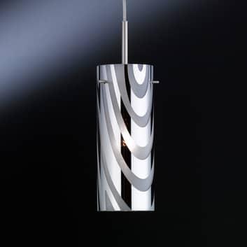 Taklampa COLLAGE med en ljuskälla