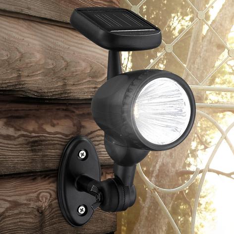 Utendørs solcellelampe Mawe